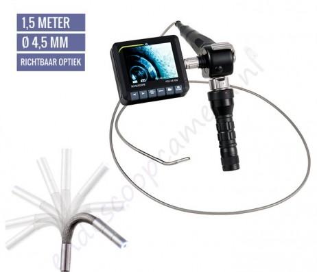 54142 PCE-VE 650 met draaibare camerakop 2-richtingen optiek AFB 1