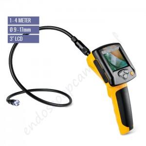 54165 GEO-FENNEL FVE 100 video endoscoop 1-4m 9-17mm