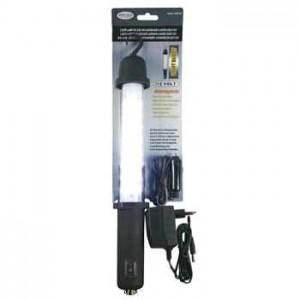 54150 Oplaadbare Led Looplamp - 25 Led + magneetclip