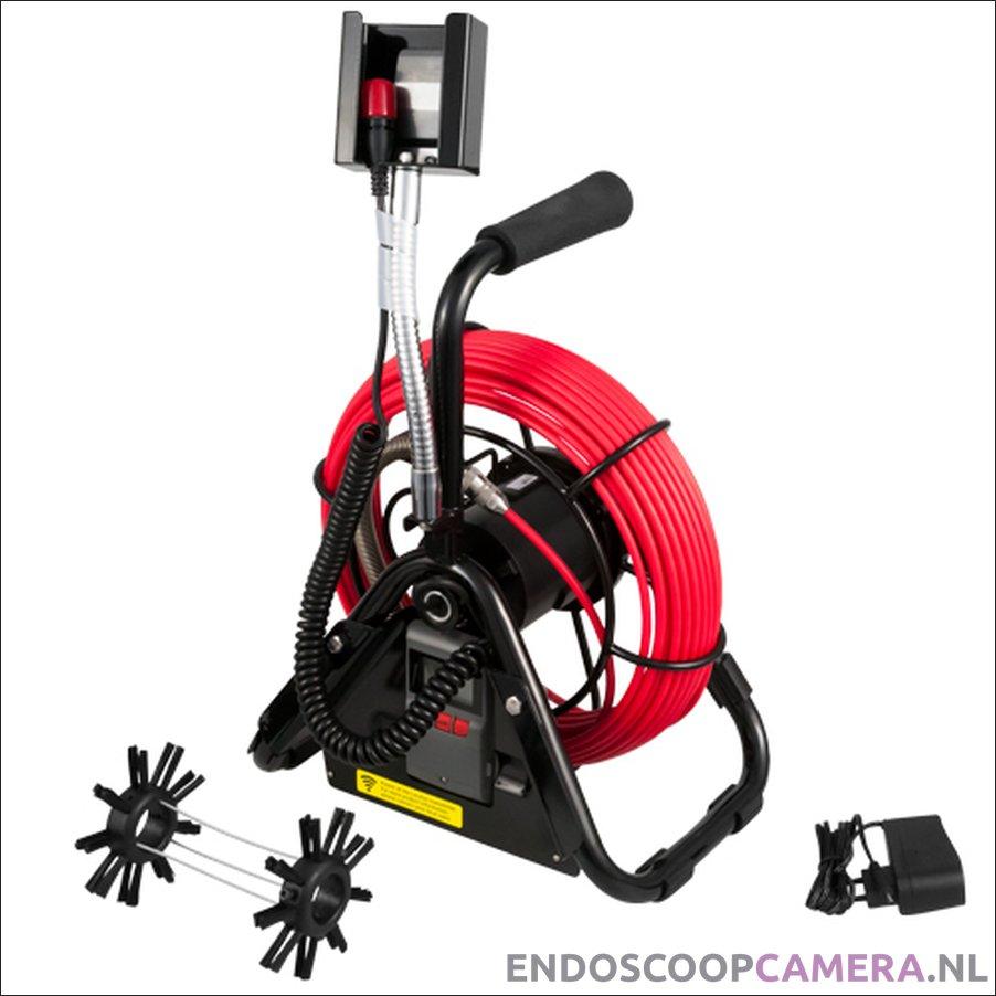 Spiksplinternieuw PCE-VE 380N Video Endoscoop Rioolcamera 30m (Ø28mm DH-69