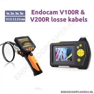 Endocam V100R & V200R losse kabels